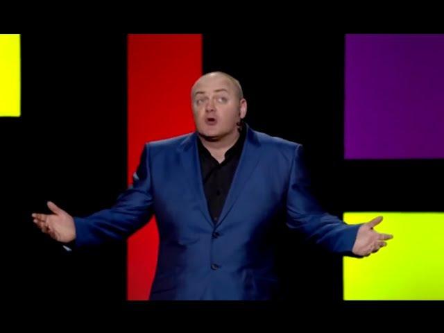 Дара О Бриэн Шутит напролом HD