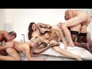 Katy Rose, Shrima Malati, Kayla Green _ Swingers Orgies Anal DP,Porno Film,HD 720p