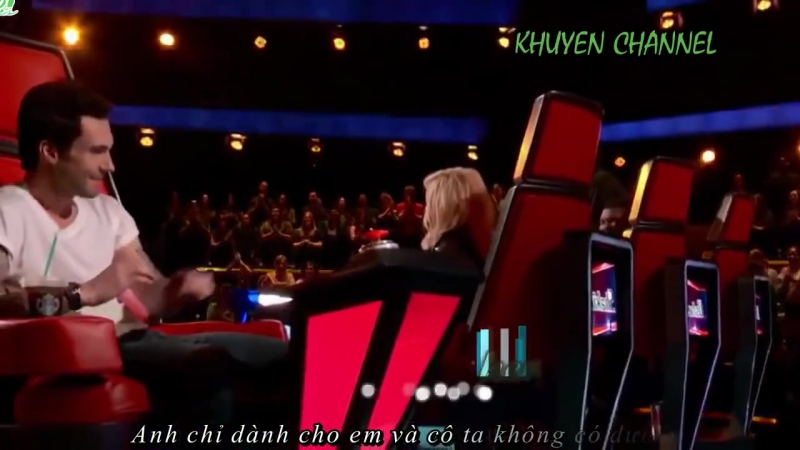 [Lyrics Vietsub] Loca - Monique Abbadie (The Voice)