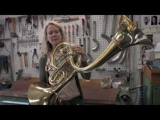 Christine Chapman | DOUBLE HORN, DOUBLE BELL: QUADRUPLE THE FUN! | Ensemble Musikfabrik