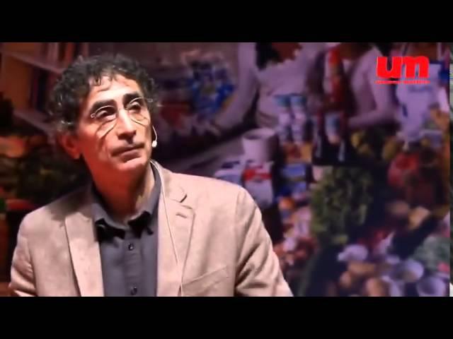 Габор Мате Власть Зависимости и Зависимость от Власти TEDx 2012