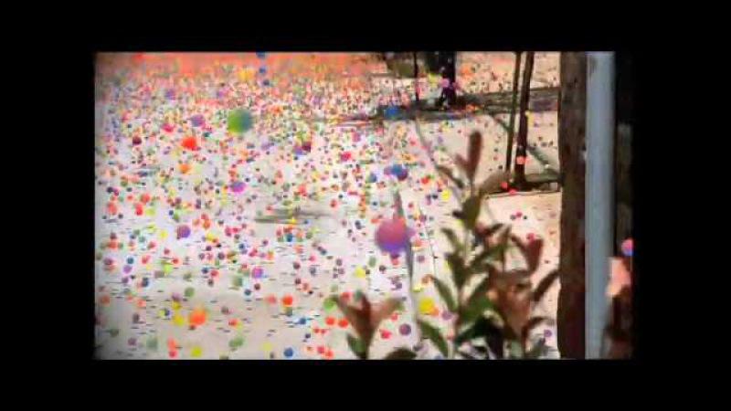 Реклама Sony Bravia - Balls (TV Commercial)