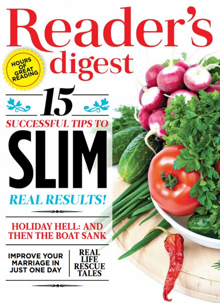 Reader's Digest Int'l - January 2016 vk.com