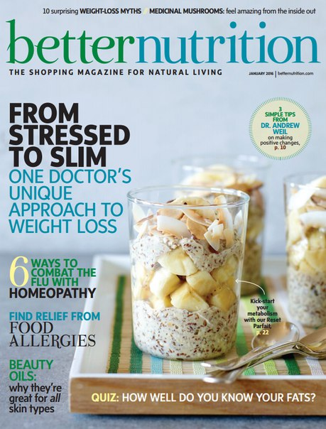 Better Nutrition - January 2016  USA vk.com