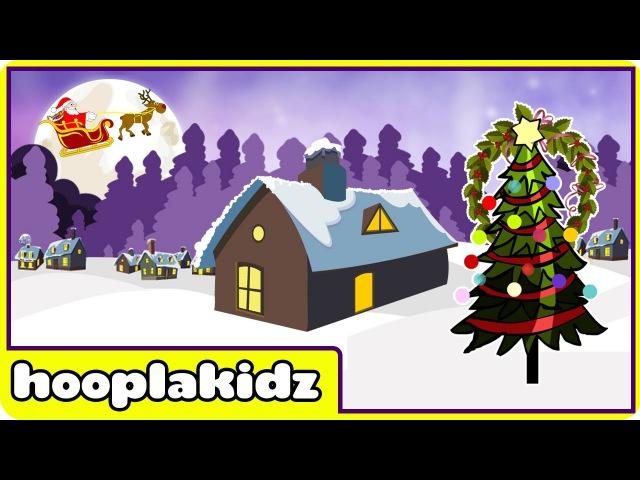 12 Days of Christmas Song HooplaKidz Nursery Rhymes Kids Songs