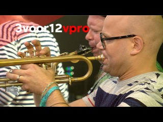Amsterdam Klezmer Band - Vodka (Live op Into The Great Wide Open 2014)