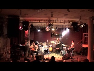 Jazzeel Band 17 02 2016   317 east 32nd st
