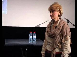 Эксклюзивное видео о сыроедении и вегетарианстве - лекция О.А.Бутаковой