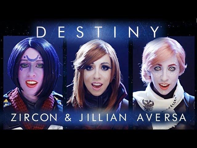 Destiny - Hope for the Future - zircon Jillian Aversa Vocal Arrangement