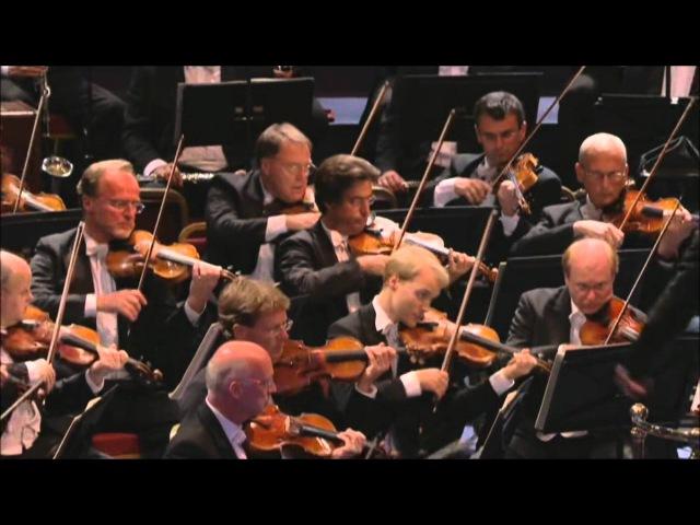 Vienna Philharmonic Orchestra (Bernard Haitink) Richard Strauss's Alpine Symphony PROMS 2012