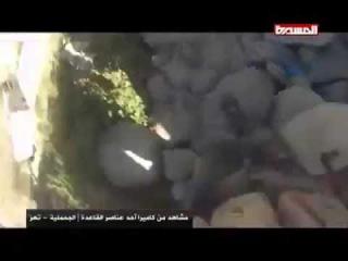 "+18! ""Репортёр"" Аль-Кайды задокументировал собственный конец. Таиз (Йемен)"