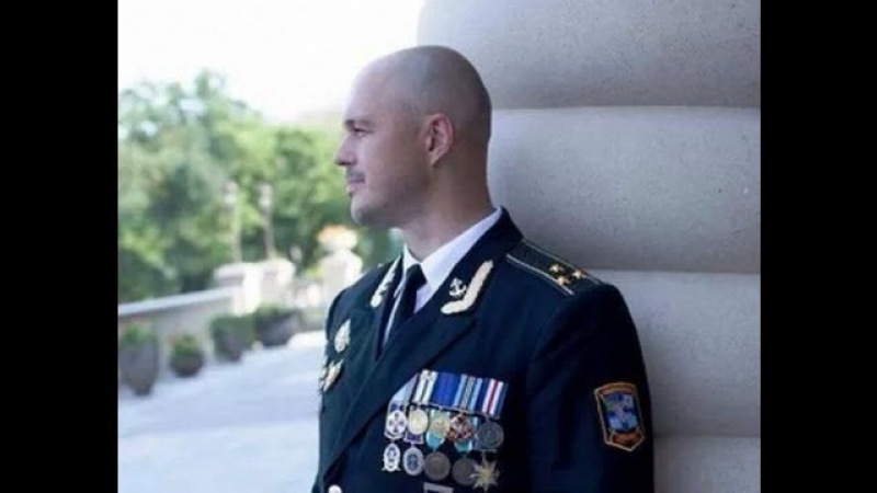 Легендарний розвідник та інструктор В'ячеслав Галва 1973 2014