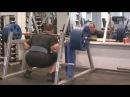 Andrey Malanichev and Sergey Shelestov joint workout 2011