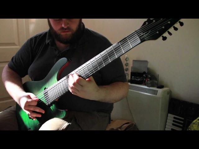 PeteyG | Mayones Regius 8 String Guitar
