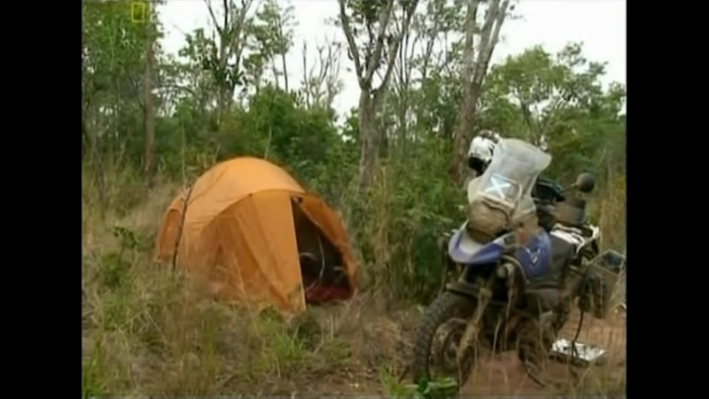 Долгий путь на Юг От Кигали до Малави 8 серия май июль 2007