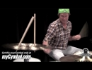 Sabian 21 AA Holy China Cymbal - Natural - Played by Chad Smith (CS2116-1041212A)