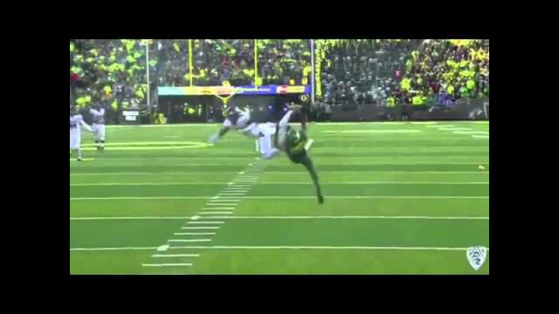 Marcus Mariota No Flex Zone 2014 Heisman Highlights ᴴᴰ