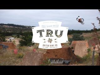 United BMX TRU Trail frame Promo - Featuring Tyson Jones Peni