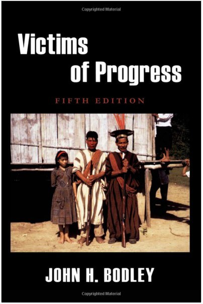 Victims of Progress Fifth Edition Edition
