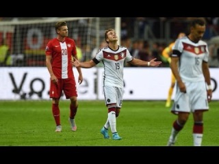 Mario Götze vs Poland 04/09/2015 (EURO 2016 Qualifiers) HD 720p