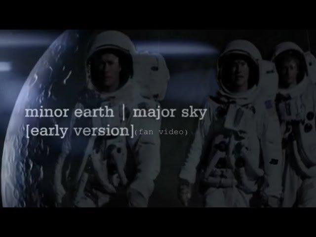 A-ha - minor earth major sky (early version) [w/ CC lyrics]