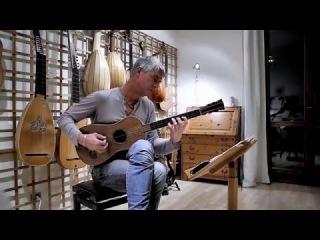 "Chitarra Antonio Stradivari 1679, ""Sabionari"". Rolf Lislevand - Santiago De Murcia - Tarantela."