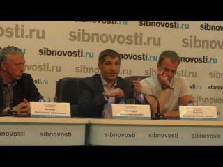 Омари Тетрадзе. Итоговая пресс конференция , 24 мая 2016г. часть 3