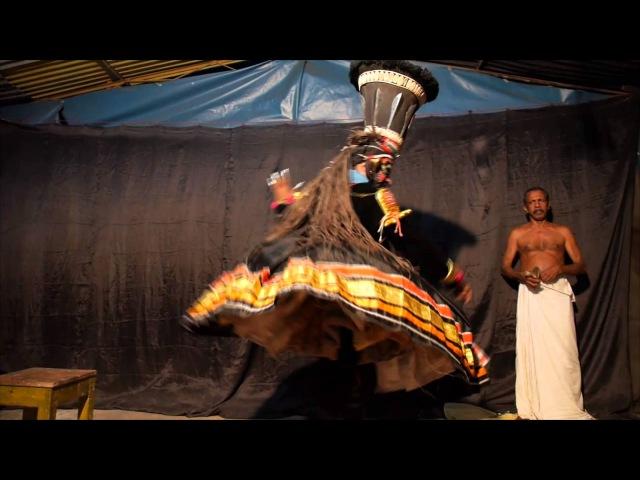 गन्धर्व वेद Kathakali The Dance Drama of Kerala India Катхакали
