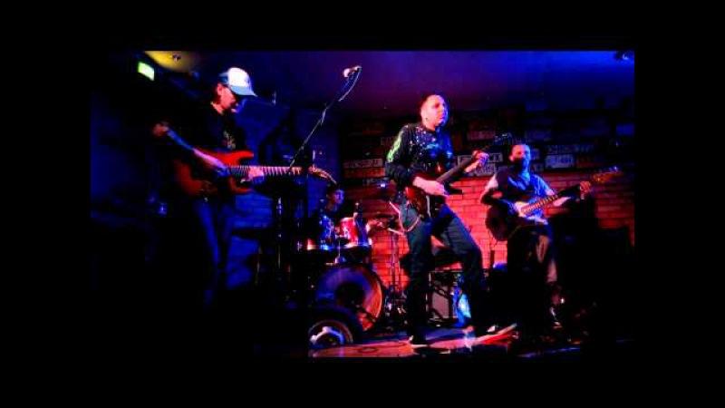 Dave Martone The Hypercube The Crush Of Love Joe Satriani Cover