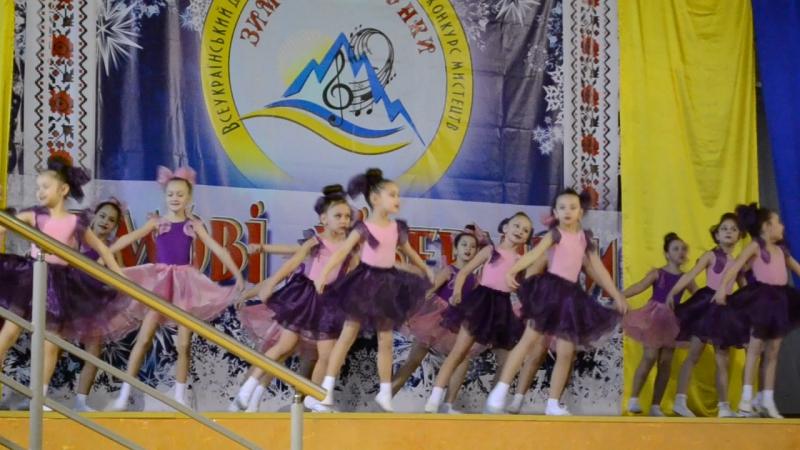 Всеукраїнський дитячо - молодіжний фестиваль - конкурс мистецтв Зимові візерунки