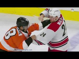Brad Malone vs Pierre-Edouard Bellemare Nov 23, 2015