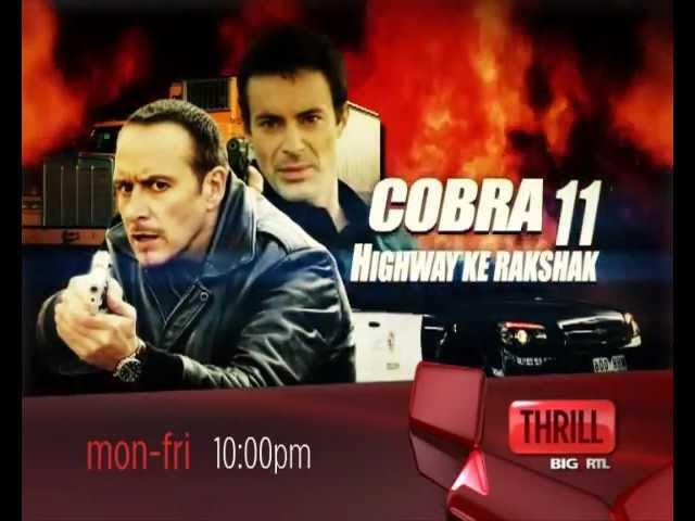 BIG RTL Thrill Cobra 11 Promo 7 (highway ke rakshak)