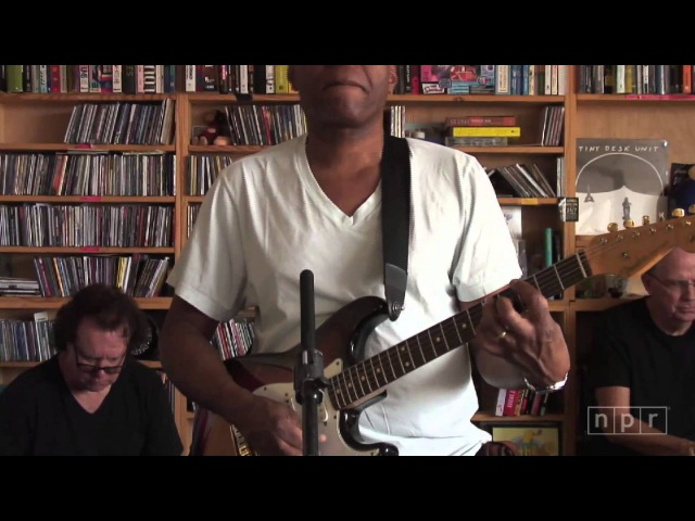 Robert Cray NPR Music Tiny Desk Concert