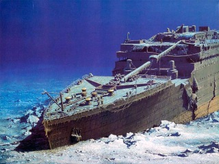 руины городов на дне океана