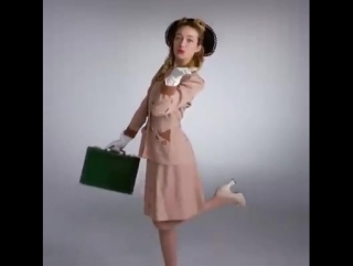 100 лет моды за две минуты