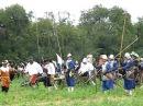 Rajhrad u Brna, nástup švédskej armády