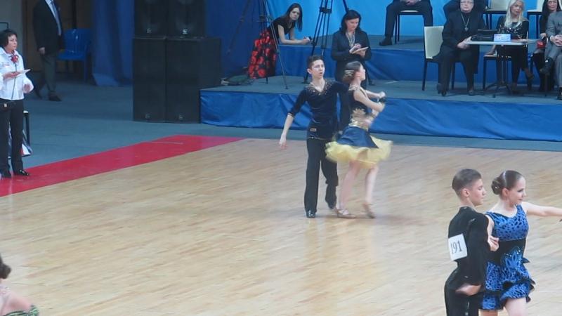Танцфорум- румба
