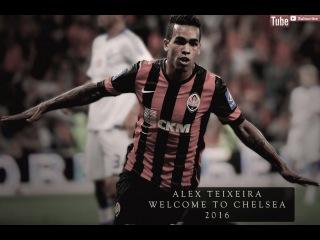 Alex Teixeira ● 2016