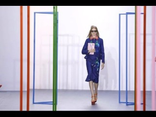 Holly Fulton | Spring Summer 2016 Full Edited Show | Exclusive