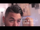 Under Cut Fade Comb Over Side Part House Call Barber Tutorial Corte de Pelo Kv7