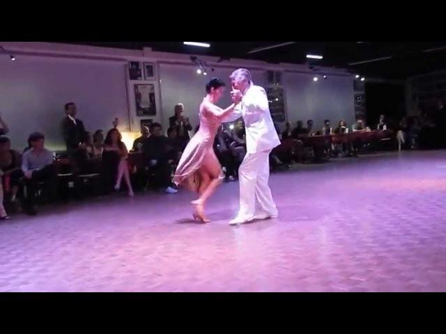 El Flaco Dani Daiana Guspero Che bailarin Milano 9-5-2015 2-3