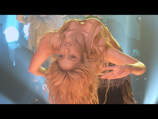 Shakira belly dancing Ojos Asi Antwerp Sportpaleis The Sun Comes Out Tour Front Row HD