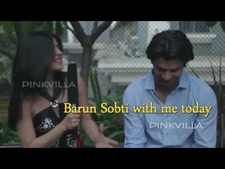 Here he is. Barun Sobti !