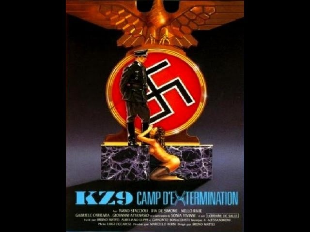 18 18 18 KZ9, camp d'extermination-Women's Camp 119 (1977) Bruno Mattei