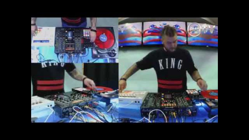 PROBASS Live House and Techno set in PlayTV 01 08 2016