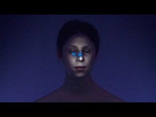 Full Length / Live Face Projection Mapping with Kat Von D
