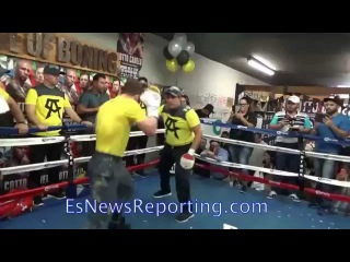 canelo power vs cotto power who looks stronger going into mega fight EsNews Boxing