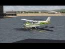 MSFS X - Полёт над Флоренцией