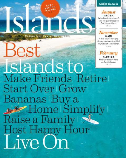Islands - July - August 2016