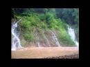 Водопад Слезы Лауры Waterfall Tears Laura
